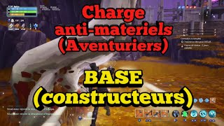 anti-material charge -BASE [Fortnite Save the World]