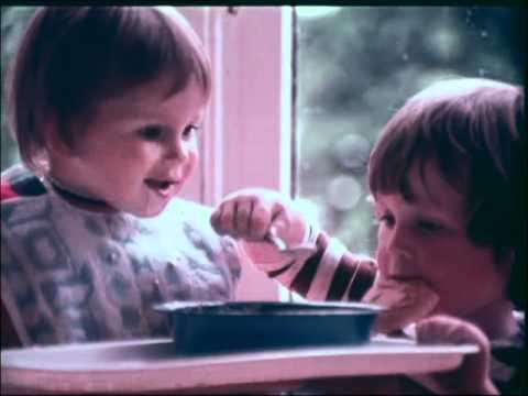"""Farleys Rusks TV ad by Ogilvy from 1973: """"Mum Says"""""""