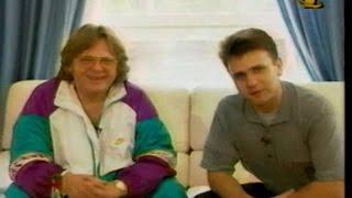 "Юрий Антонов в программе ""Пока все дома"". 1997"