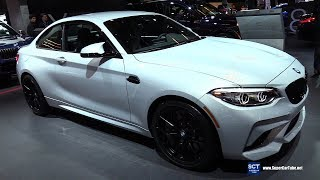 2019 BMW M2 Competition - Exterior and Interior Walkaround - 2019 Montreal Auto Show