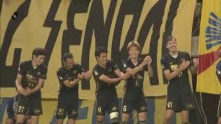2018年7月28日(土)に行われた明治安田生命J1リーグ 第18節 仙台vsC...