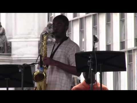 2012 JC Heard Jazz Week at Wayne State Awards