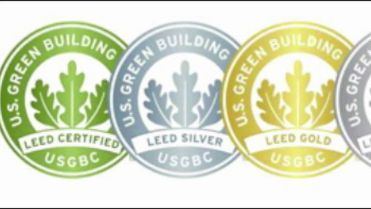 Leed Certification At Morgan Hall Youtube
