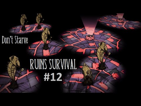 Don't Starve - Ruins Survival #12: Monkey Mayhem