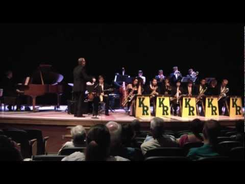 Fables of Faubus by Kentridge High School Jazz Band - 5/16/2012