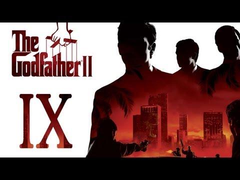 Прохождение The Godfather 2 (Часть 1) [Прощай Куба]