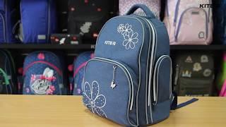 Обзор рюкзака в школу ???? #Kite #Education модель 705 коллекции 2019