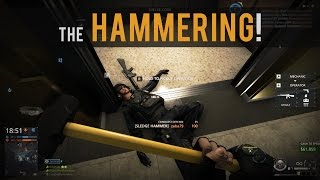 The HAMMERING - Battlefield Hardline