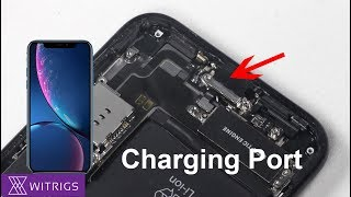 iPhone XR Charging Port Replacement