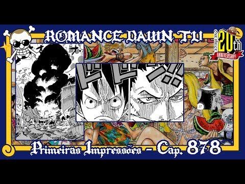 One Piece #878 - Review (AO VIVO!)