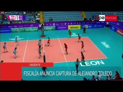 Sigue la transmisión EN VIVO del partido de Perú vs. Argentina por el Mundial de Vóley femenino Sub