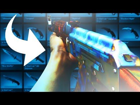 ¿¿ESTO ES UNA BLUE GEM??   ROAD TO AK-47 BLUE GEM    CAPITULO 8   CONTRATOS AL 50%
