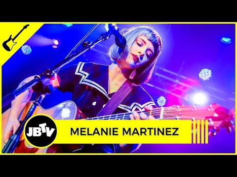Melanie Martinez - Bittersweet Tragedy | Live @ JBTV