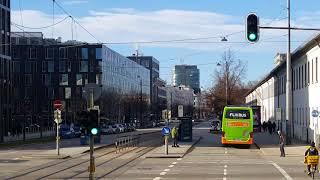 München Center bus Station