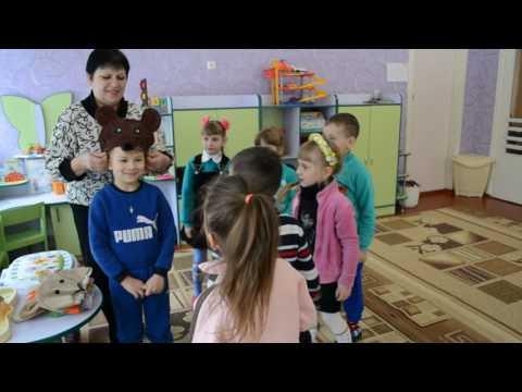 Видеозапись Сказкотерапия в детском саду Игры с детьми