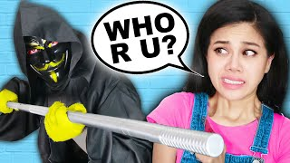 WHO IS THIS NEW HACKER? Spy Ninjas Battle Royale & Hide and Seek To Help Friend Melvin PZ9 Escape!