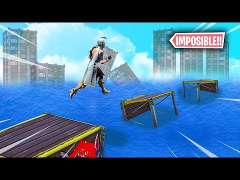 *NUEVO PARKOUR IMPOSIBLE RUINED CITY 2* FORTNITE  PARKOUR
