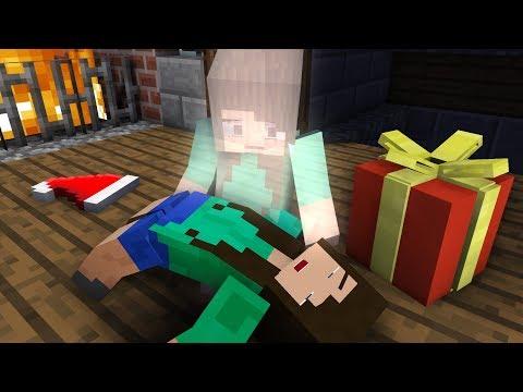 Monster School: Nightmare Before Christmas - Minecraft Animation