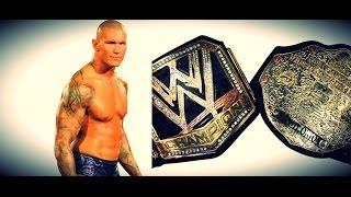 Randy Orton Set To Drop WWE World Heavyweight Championship BEFORE WrestleMania XXX