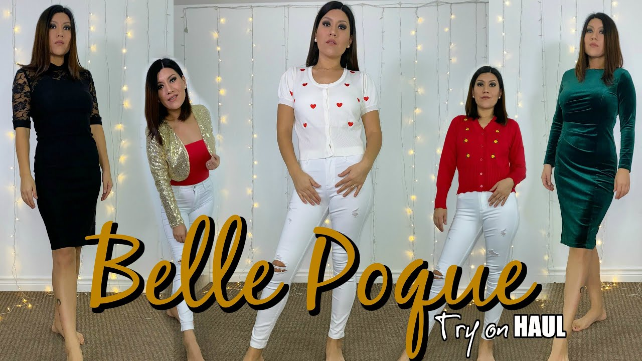Download 💃🏻 Belle Poque TRY ON HAUL