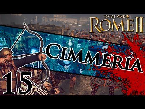 Total War: Rome II - Cimmeria Campaign [Legendary] #15 ~ Homeland Invasion!