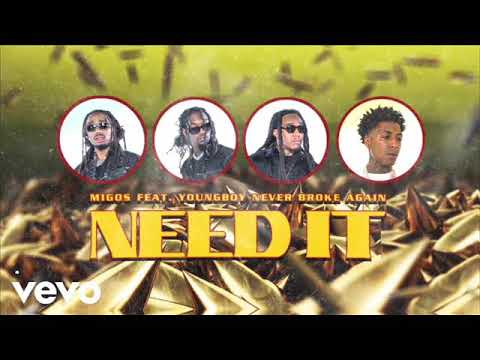 Migos – Need It (Instrumental Remake) ft. YoungBoy Never Broke Again