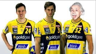 БГК TV FUN : Лига Чемпионов. БГК-Райн Левен.