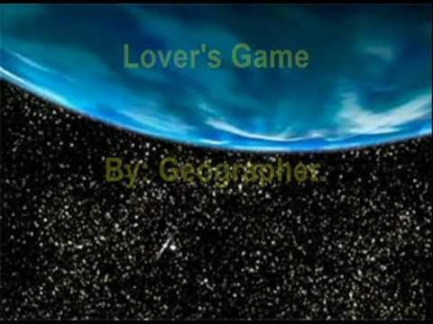 Lover's Game by Geographer (with Lyrics) Subtitulado