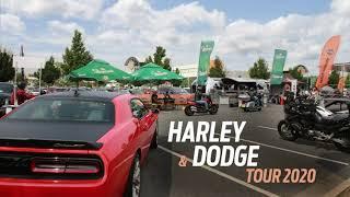 Harley Davidson demo truck Praha 2020