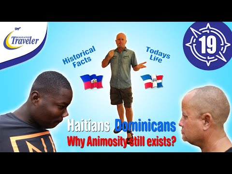 Dominican Haitian Animosity in Today's Society Historical Facts Racism