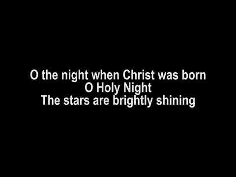 ELLIE GOULDING  O HOLY NIGHT Lyrics