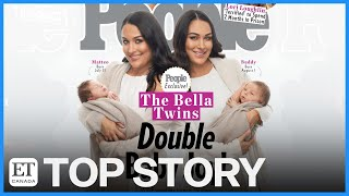 Nikki And Brie Bella Introduce Their Baby Boys In 'People'