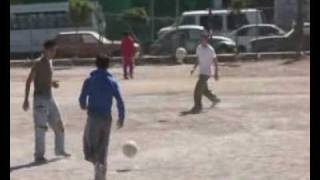 Insane street football