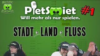 Best Of PietSmiet 🎮 Stadt Land Fluss #1