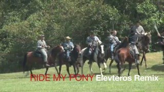 Ride My Pony   Elevteros Remix   Frank Leguen Bruno Libert