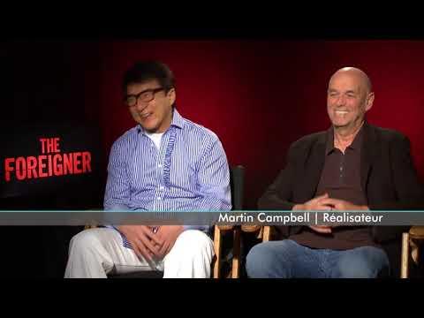 The Foreigner de Martin Campbell avec Jackie Chan - Reportage cinéma Mp3