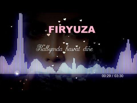 Firyuza Rozyyewa  -  Yaralar (official Audio)