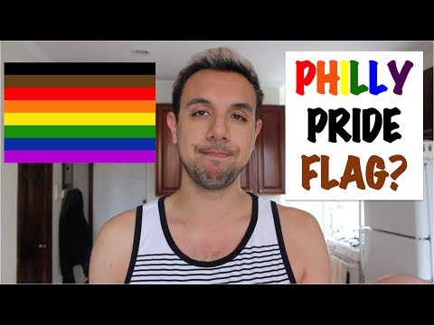 THE PHILLY PRIDE FLAG: A (GAY) ASIAN MAN'S PERSPECTIVE