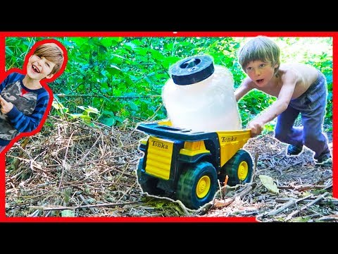 Dump Trucks For Kids Harvest Spring Water