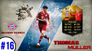 FIFA 16 UT #16 | Team of the Week 9 | IF Thomas Müller