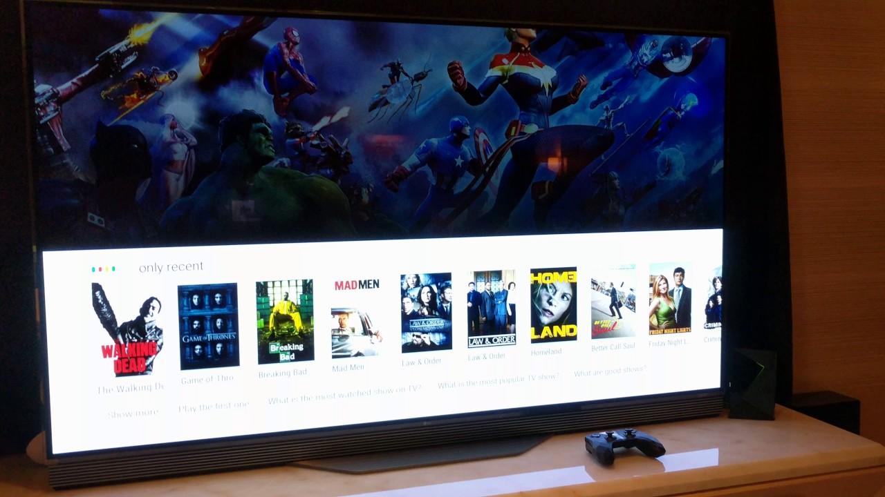 NVIDIA Shield (Android TV set-top box)