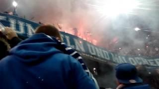 Schalke  in Salzburg