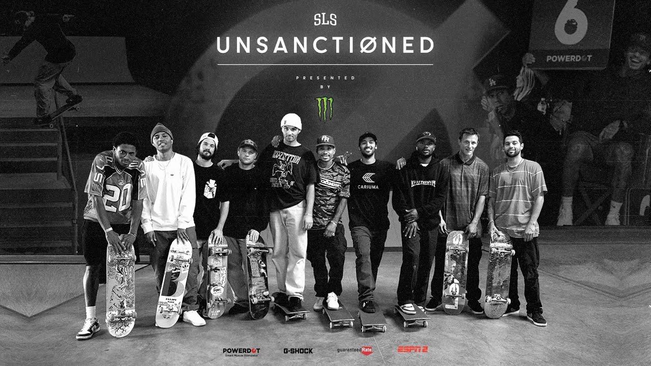 Download SLS UNSANCTIONED