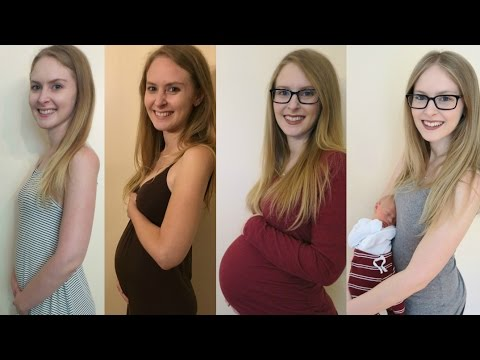 Download Youtube: Baby Bump Progression!   IVF Pregnancy