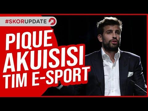 Gerard Pique Ikut Akuisisi Tim Akademis Astralis League of Legends