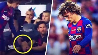 Messi's attitude towards Griezmann drove Barça fans crazy - Oh My Goal