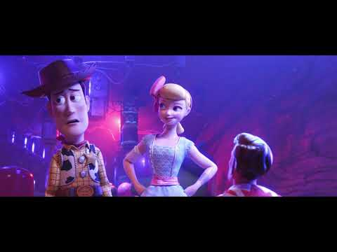 Toy Story 4 - Announce Trailer