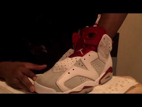 Cleaning Alternate 6s with CREP PROTECT!!!