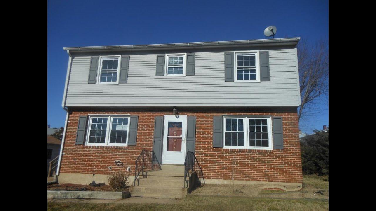 Home For Sale 4708 Ebenezer Rd Nottingham Md 21236 Youtube