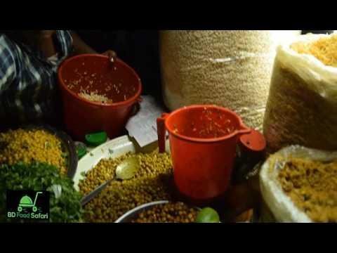 Street food of Bangladesh (Shamol er Murimakha) by BD Food Safari